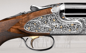 Would You Shoot or Hunt With This Stunning Caesar Guerini Shotgun?