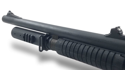 Choate Machine and Tool mag extension for Remington and Mossberg shotguns. (Photo: Choate)