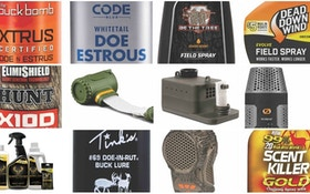 12 Scent Products to Help Hunters Fool a Whitetail's Nose