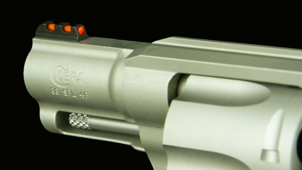 Snubbie Snake Resurfaces: Colt Brings Back Iconic Cobra Revolver