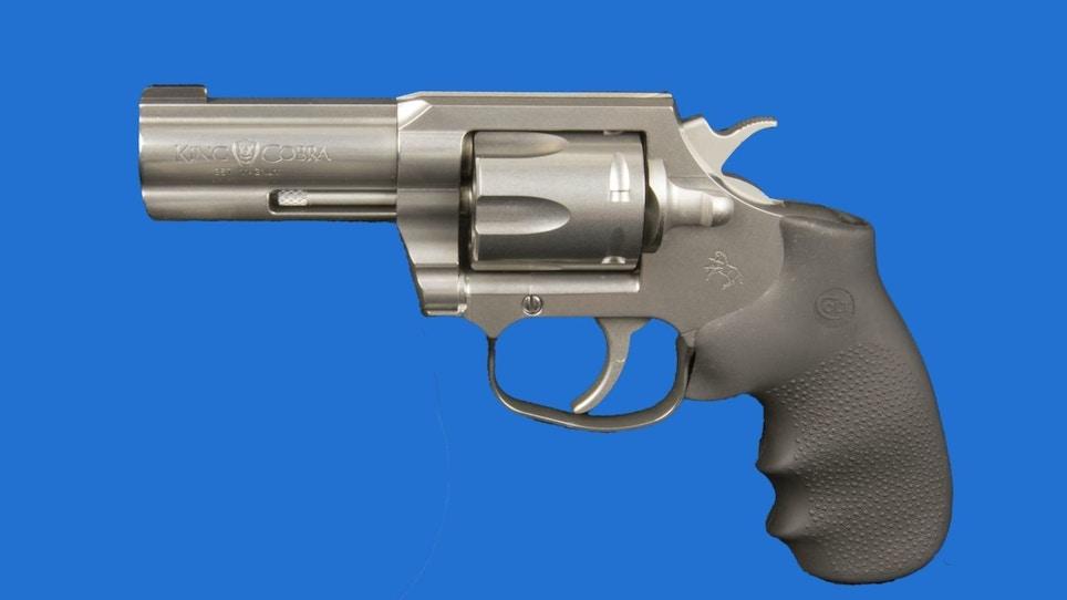 Bigger Bite: Colt King Cobra in .357 Magnum
