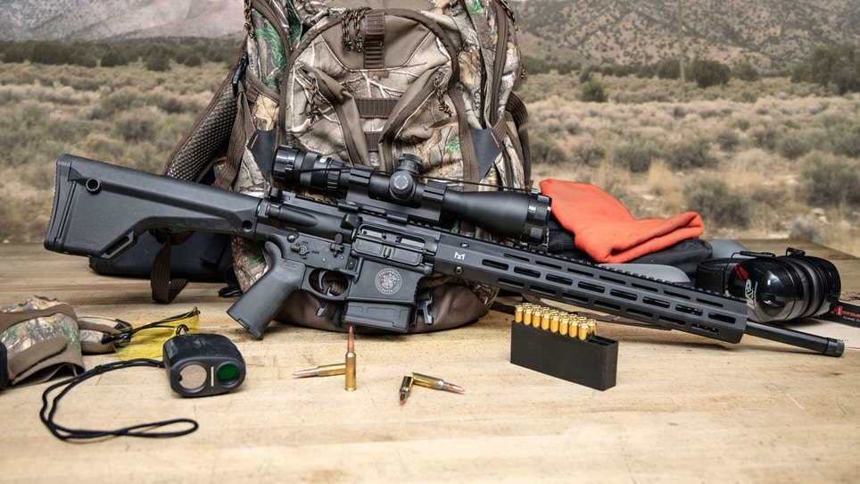 New Deer Rifles for This Fall