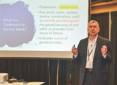 During the 2020 Hunting Retailer Show, patent attorney Gary Lambert provides advice on a wide variety of trademark, patent and copyright topics.