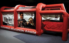 Daisy's inflatable BB gun range heads on tour to teach firearm safety