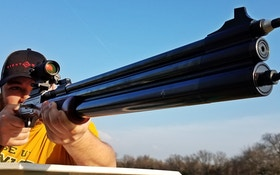 Reviewing the Dragon Claw .50-caliber air rifle