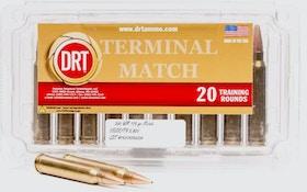 DRT Launches Terminal Match Ammunition