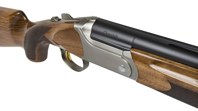 EAA Churchill 812 Field O/U Shotgun