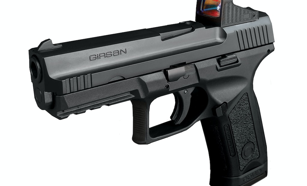 EAA Corp MC9 Pistol with FAR-DOT Optics