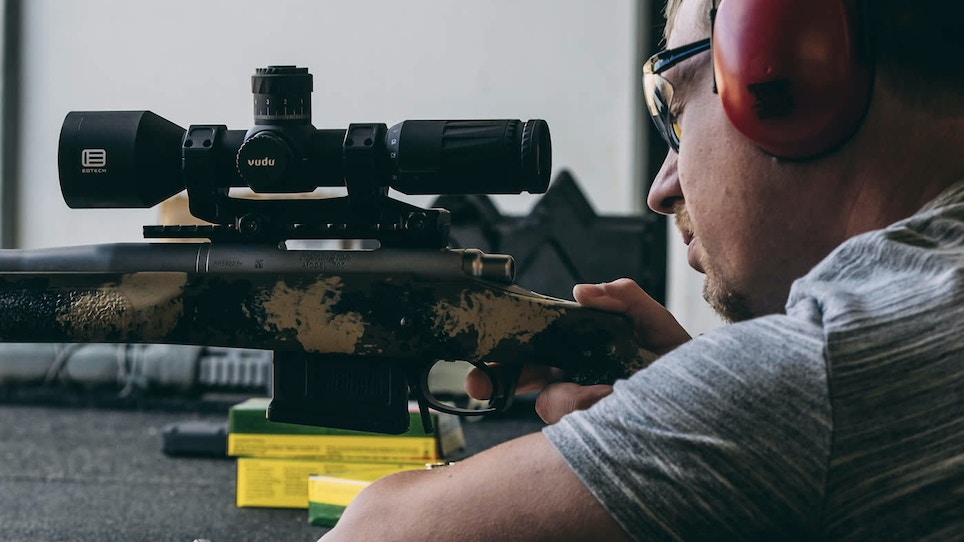 Looking at the  Past, Present and Future With EOTech