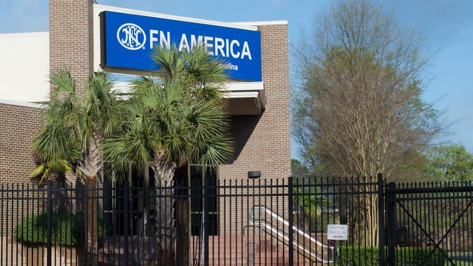 Take A Closer Look At FN And Its South Carolina Factory