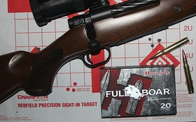 Hornady Offers Lead-Free Ammunition For Big Game