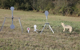 When it's raining lead, these steel targets perform
