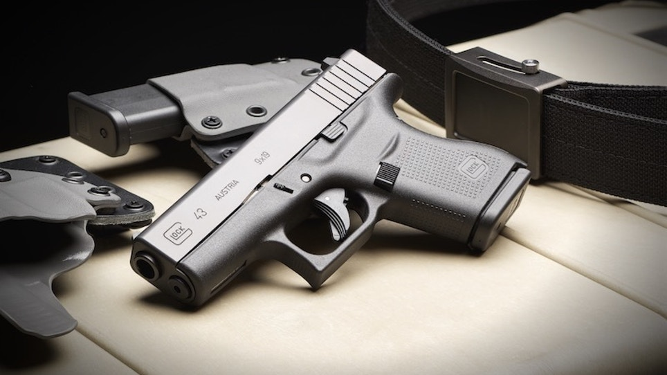Hands On The New Glock 43