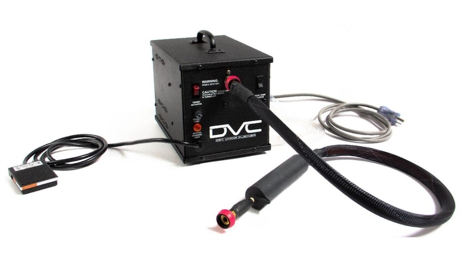 Dry Vapor Cleaning Systems DVC-170 Weapons Package