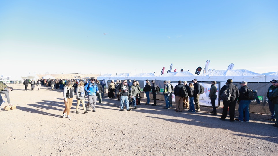 Register Now for Remaining Booth Space at Industry Day at the Range