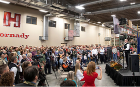 Take a Look at Hornady's Stunning New Production Facility