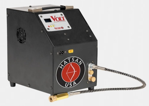 HatsanUSA's new Volt dual-power portable compressor
