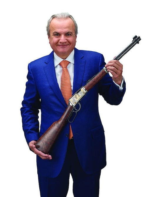 Anthony Imperato, CEO of Henry Repeating Arms