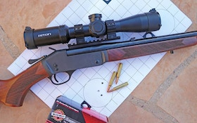 Simplicity Sells With Henry Single Shot Break-action Rifle