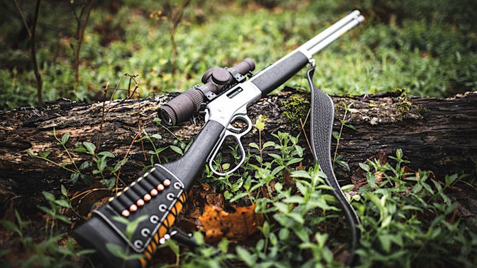 Henry Big Boy All-Weather Rifle Named 'Coolest Thing Made in Wisconsin'