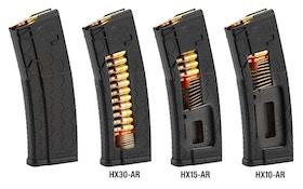 Hexmag Re-Innovates The AR-15/M16 Platform Magazine Line