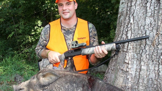 Feral Pigs, a Great Gateway for Hunters