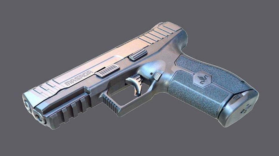 Review: IWI Masada M9ORP17 Striker-fired Pistol