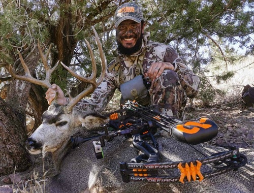 Pro Staff: Josh Kirchner is the voice behind Dialed in Hunter where he documents his hunting adventures, gear reviews and strategies for western hunting. A lifelong hunter, his true passion is backcountry bowhunting for big game. He and his wife reside in Arizona.