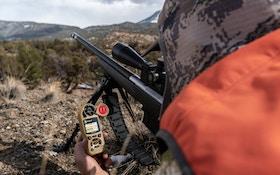New Gear: Kestrel 5700 Ballistics Weather Meter with Hornady 4DOF