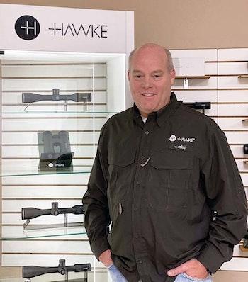 Kevin Sheehan, Hawke Optics