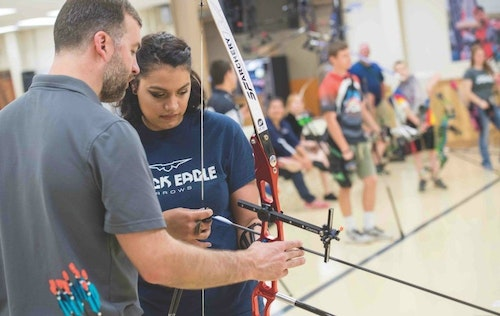 Amazon and other large retailers use algorithms to mimic what small retailers do best — offer personalized service. This is especially important during classes and lessons. Designing a progression of classes allows you to meet the needs of a wide range of archers.