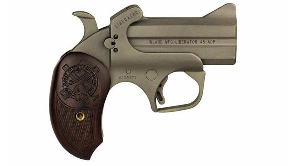 Inland Releases Original Single-Shot Liberator Pistol