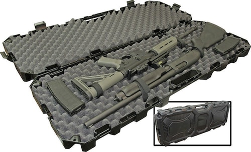 MTM Case-Gard Tactical rifle case