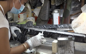 WATCH: See How a McMillan Fiberglass Stock is Built By Hand
