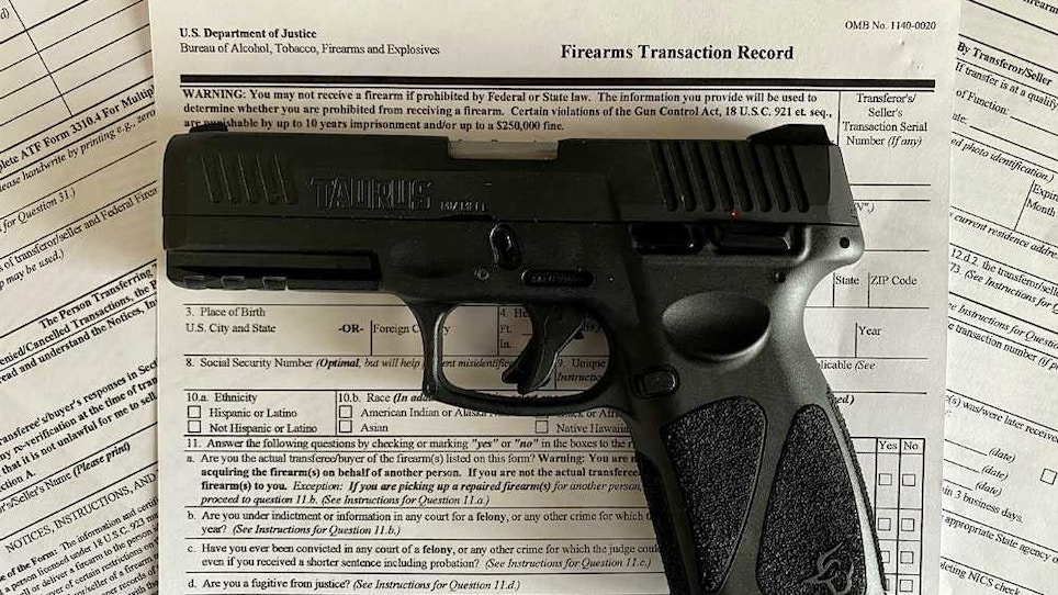 Gun Checks Backlogged, Sales Skyrocket as Officials Navigate Covid-19 Issues