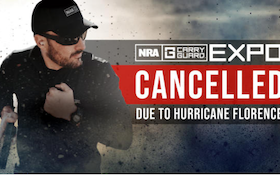 NRA Carry Guard Expo Cancelled Due to Hurricane Florence