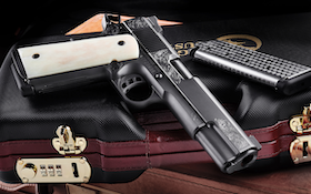 Nighthawk Custom Introduces New VIP Black 1911