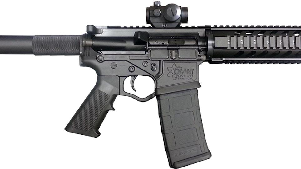 New Dawn: Omni-Hybrid AR-15 Pistol