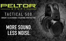 PELTOR Technology Makes Hearing Protection Smart