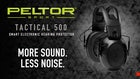PELTOR Technology Makes Hearing Protection Smart