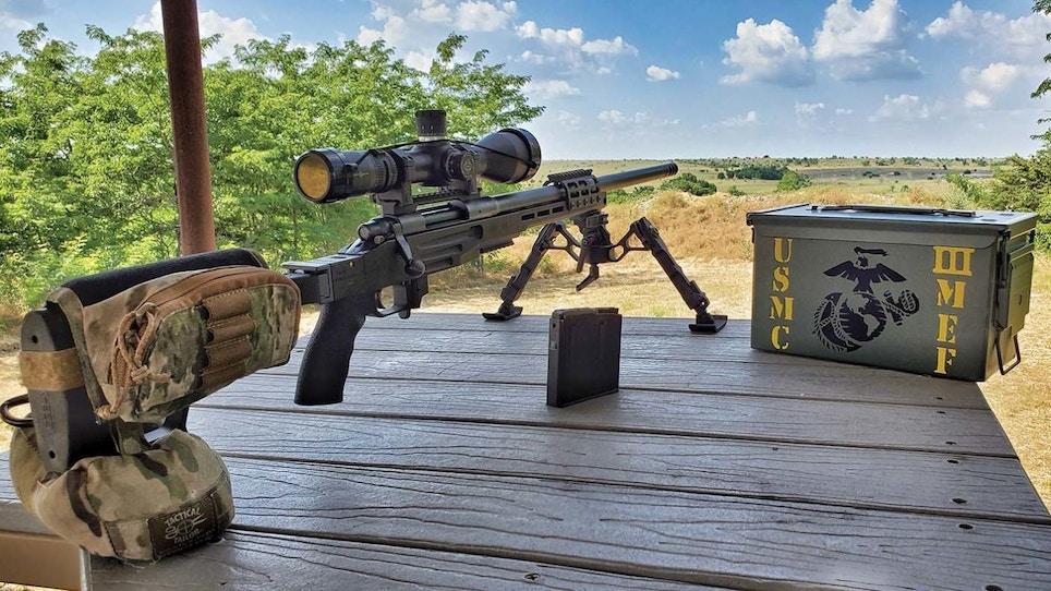 Selling Precision Rifles