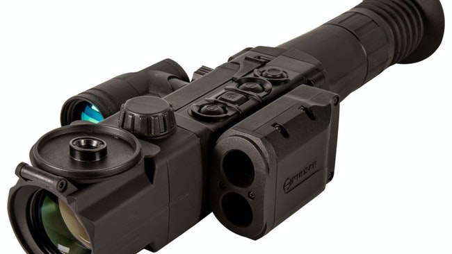 Pulsar Digisight Ultra N455 LRF Digital NV Riflescope