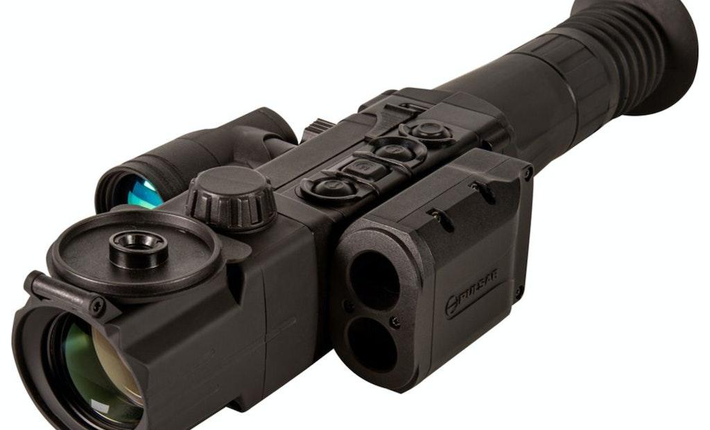 Pulsar Digisight Ultra N455 LRF Digital NV Riflescope