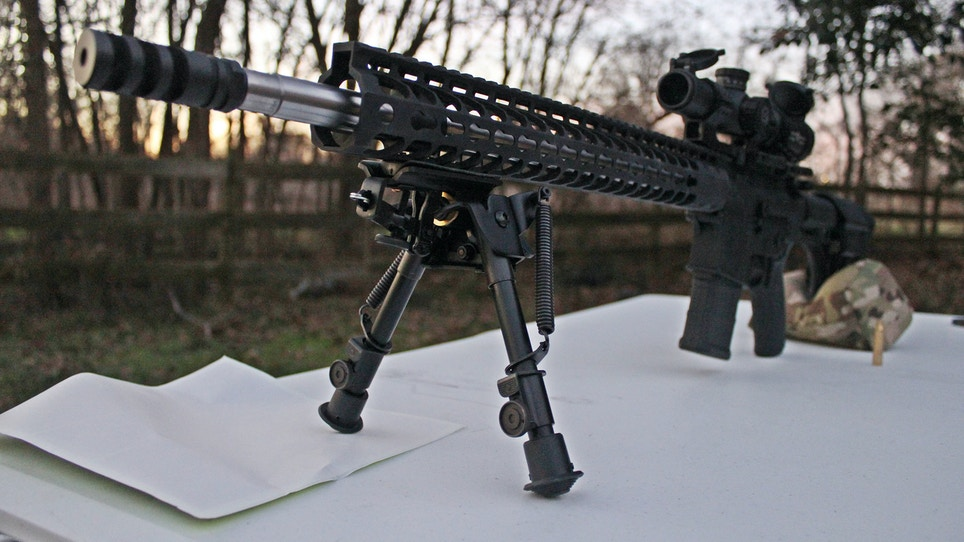 Review: Radical Firearms RF-15 .223 Wylde