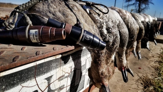 Calls to Bring Waterfowlers Into Your Spread