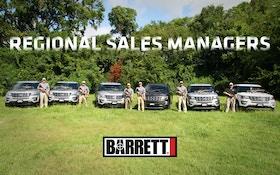 Barrett Firearms announces dedicated U.S. field sales force