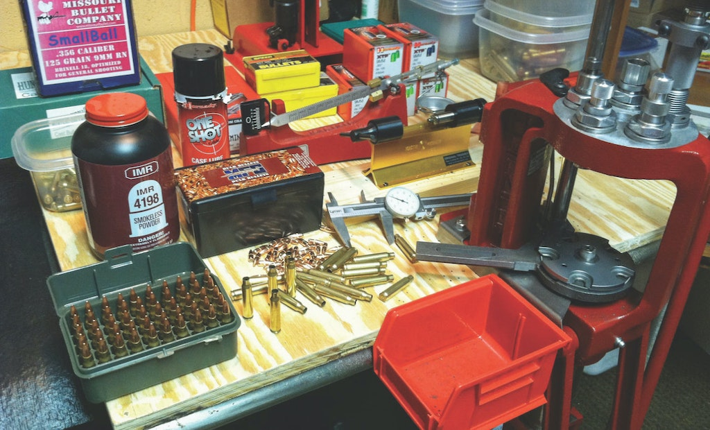 Getting Into the Reloading Business: Smart Move?