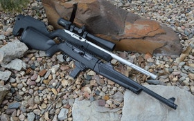 Review: Ruger PC Carbine Rifle with Glock Magazine Magwell