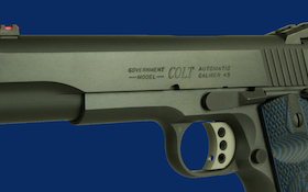 Review: Colt Competition Government Model with Series 70 Trigger