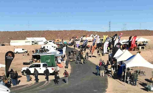 If you're attending Industry Day at the Range, use the same tips to maximize the time since it will be crowded, noisy and one day. (Photo: Alan Clemons)
